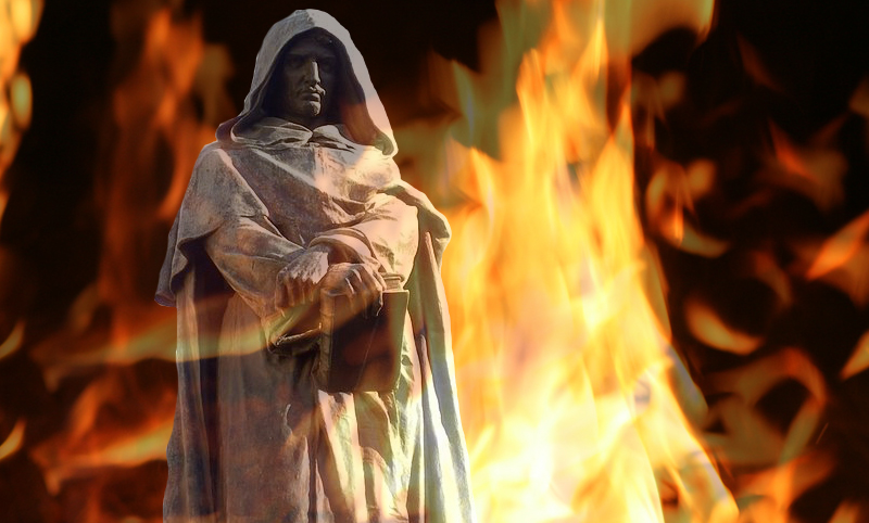 giordano-bruno-statue-on-fire